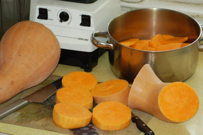 Country Kitchen Recipe:  Pumpkin Pie