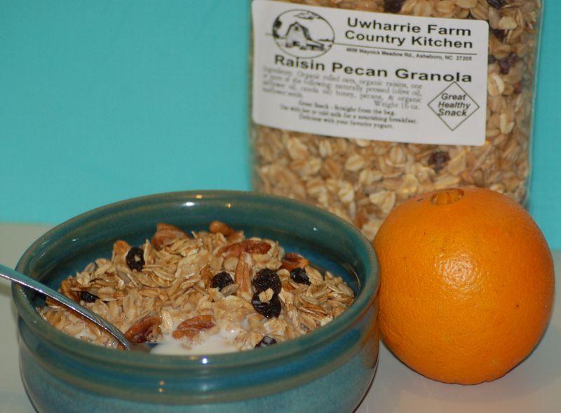 Uwharrie Farm Granola
