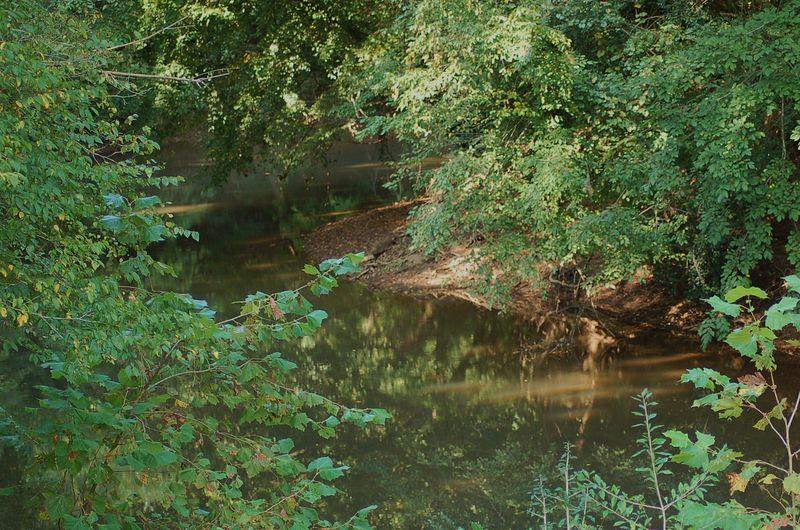 Uwharrie River