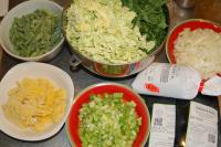 Chopped Vegies